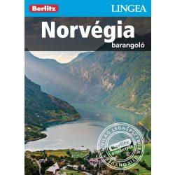 Norvégia útikönyv Lingea-Berlitz Barangoló 2016