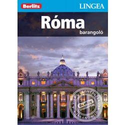 Róma útikönyv Lingea-Berlitz Barangoló 2016