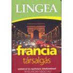 Francia társalgás, 2. kiadás francia - magyar szótár Lingea