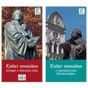 Luther Nyomában könyv Hibernia kiadó, Hibernia Nova Kft. 2017