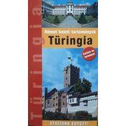 Türingia útikönyv Hibernia  2018