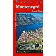 Montenegró útikönyv Hibernia kiadó, Hibernia Nova Kft. 2019 Crna Gora útikönyv 6. bővített kiadás