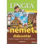 Német diákszótár, német - magyar szótár Lingea