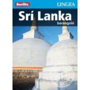 Srí Lanka útikönyv Lingea-Berlitz Barangoló 2016