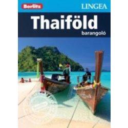 Thaiföld útikönyv Lingea-Berlitz Barangoló 2016