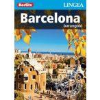 Barcelona útikönyv Lingea-Berlitz Barangoló 2017