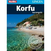 Korfu útikönyv Lingea-Berlitz Barangoló 2017