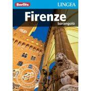 Firenze útikönyv Lingea-Berlitz Barangoló 2017