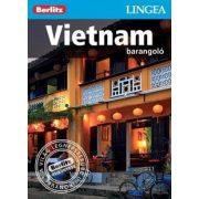 Vietnam útikönyv Lingea-Berlitz Barangoló 2017