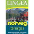 Norvég társalgás, 2. kiadás, norvég - magyar szótár Lingea