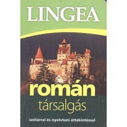 Román társalgás, 2. kiadás, román - magyar szótár Lingea