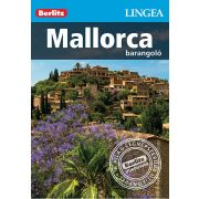 Mallorca útikönyv Lingea-Berlitz Barangoló 2017
