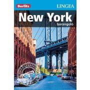 New York útikönyv Lingea-Berlitz Barangoló 2017