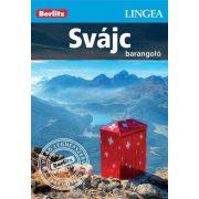 Svájc útikönyv Lingea-Berlitz Barangoló 2017