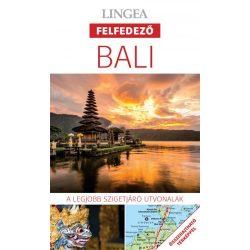 Bali útikönyv Lingea Felfedező 2017