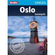 Oslo útikönyv Lingea-Berlitz Barangoló 2018