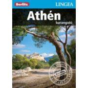 Athén útikönyv Lingea-Berlitz Barangoló 2018