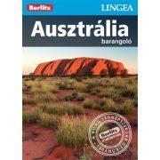 Ausztrália útikönyv Lingea-Berlitz Barangoló 2018