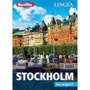 Stockholm útikönyv Lingea-Berlitz Barangoló 2018