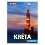 Kréta útikönyv Lingea-Berlitz Barangoló 2018