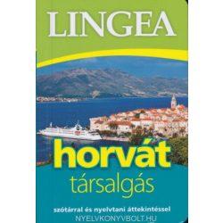 Horvát társalgás horvát - magyar szótár Lingea