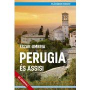 Perugia útikönyv, Assisi útikönyv - Világvándor sorozat Észak-Umbria útikönyv  2019