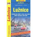 Luznice vízi térkép Shocart 1:50 000