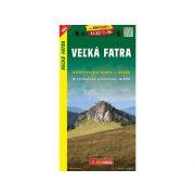 SHC 1084. VEĽKÁ FATRA / NAGY-FÁTRA TURISTA TÉRKÉP