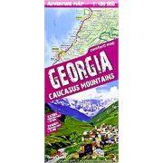 Grúzia térkép Expressmap fóliás 1:400 0000