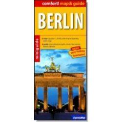 Berlin térkép ExpressMap 1:15 000