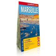Marseille térkép fóliás ExpressMap 1:15 000