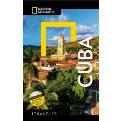 Kuba  útikönyv  Cuba útikönyv National Geographic Traveler 2019 angol