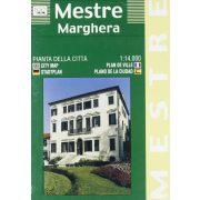 Mestre térkép LAC Italy  1:14 000  2001