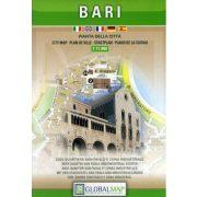 Bari térkép LAC Italy  1:11 000  2010