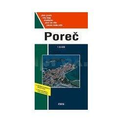 Rovinj térkép Forum 1:4600