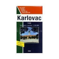 Karlovac térkép Forum 2011  1:8000