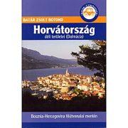Horvátország útikönyv Batár Zsolt  Horvátország déli területei útikönyv