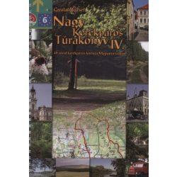 Nagy kerékpáros túrakönyv 4. atlasz Gyulafi József
