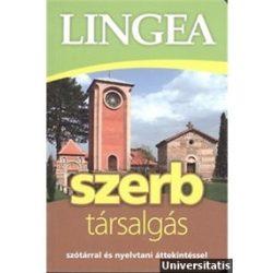Szerb társalgás, szerb - magyar szótár Lingea