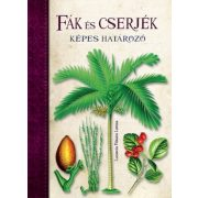 Fák és cserjék könyv Képes határozó Kossuth Kiadó