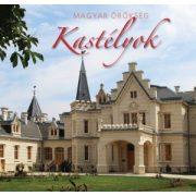 Kastélyok album Kossuth Kiadó  Magyar örökség sorozat