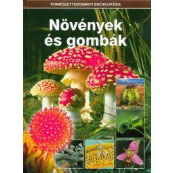 Növények és gombák Képes határozó könyv Kossuth kiadó Természettudományi enciklopédia 7.