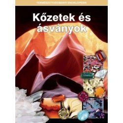 Természettudományi enciklopédia 8. kötet - Kőzetek és ásványok könyv Kossuth kiadó