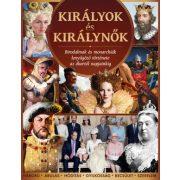 Királyok és királynők könyv Kossuth Kiadó