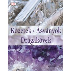 Kőzetek, Ásványok, Drágakövek könyv Kossuth Kiadó
