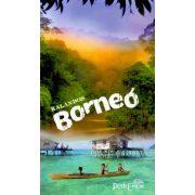 Kalandos Borneó útikönyv Pesti Emese