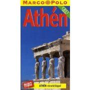 Athén útikönyv Marco Polo