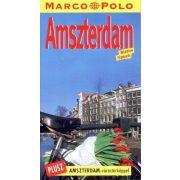 Amszterdam útikönyv Marco Polo