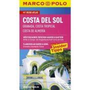 Costa del Sol útikönyv Marco Polo