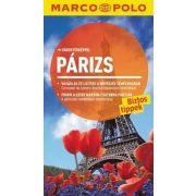 Párizs útikönyv Marco Polo